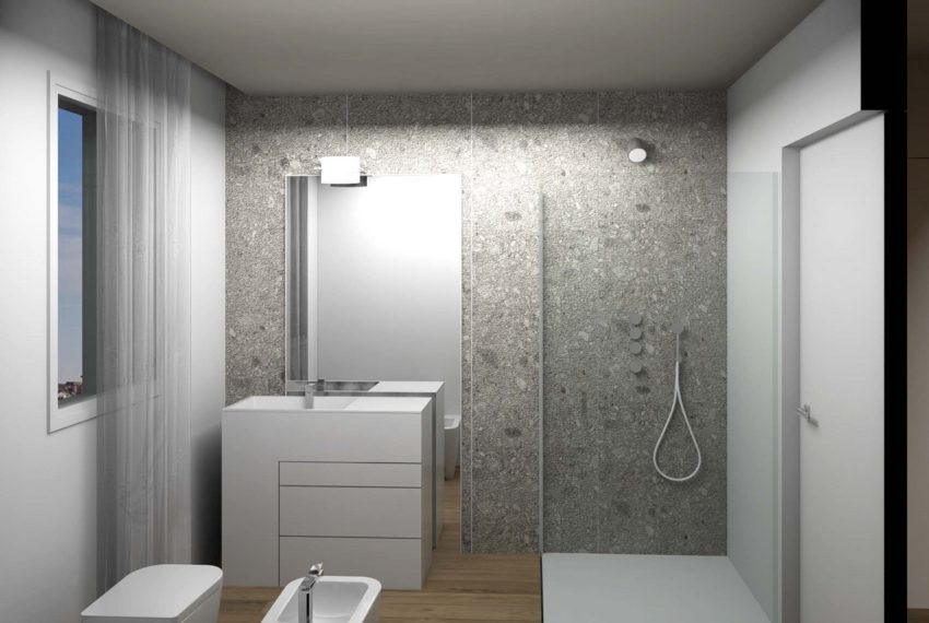 LAY OUT A part bagno